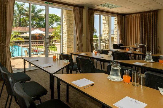Umthunzi Hotel & Conference: Do business in paradise!