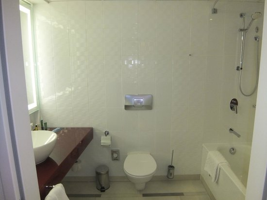 Hilton Vienna Danube Waterfront: room