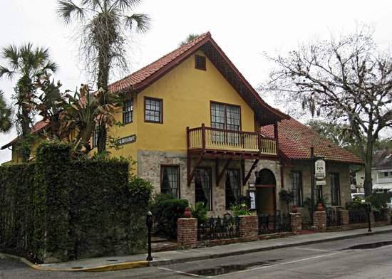 Front B B And Restaurant Picture Of Old City House Inn And