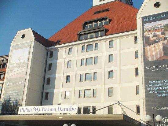 Hilton Vienna Danube Waterfront: hotel