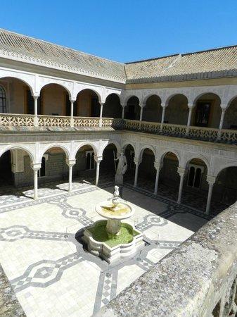 Casa de Pilatos: binneplaats