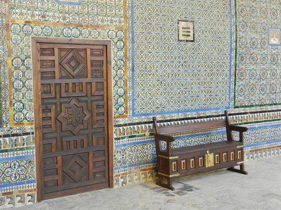 Casa de Pilatos: binnen
