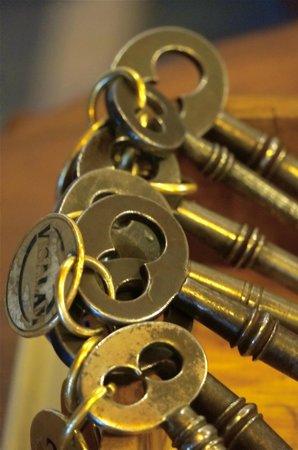 Visalam: Keys