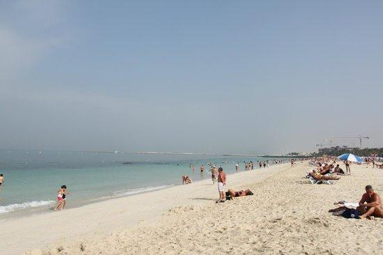 Jumeirah Public Beach: Пляж Джумейры