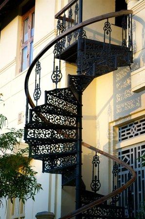 Visalam: stairs