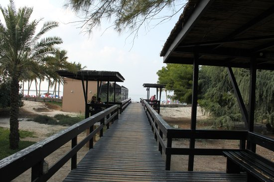 Jumeirah Public Beach: Парк Джумейры - душевая и раздевалка