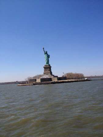 Estatua de la libertad: Statue of Liberty