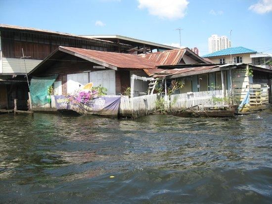 Chao Phraya River: жилище тайцев
