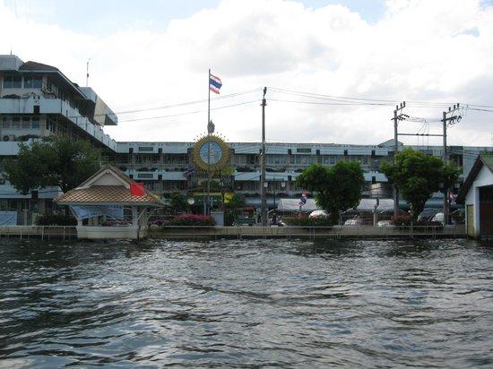 Chao Phraya River: Госпиталь
