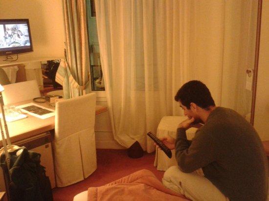 Fertel Etoile : dormitorio