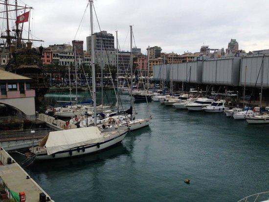 NH Collection Genova Marina : Vista panoramica