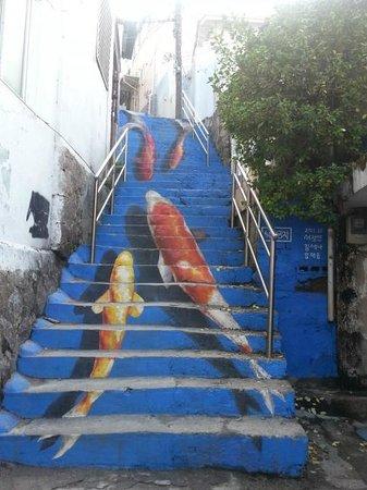 Naksan Public Art