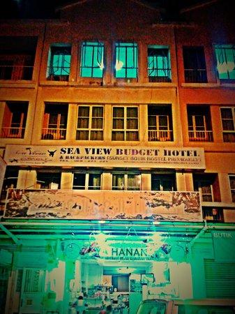 Sea View Sandakan Budget & Backpackers Hotel: 1