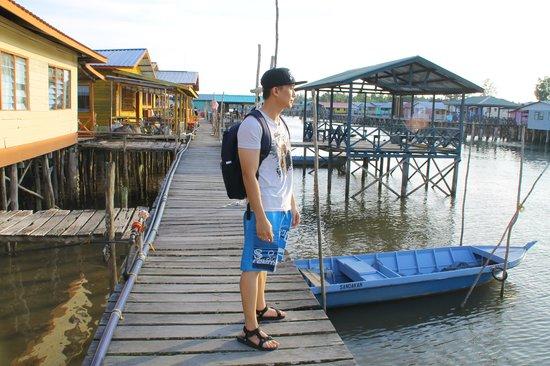 Sea View Sandakan Budget & Backpackers Hotel: hehe