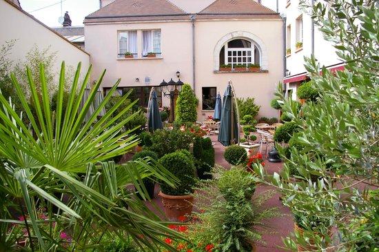 Le Cottage : Cottage Plantes
