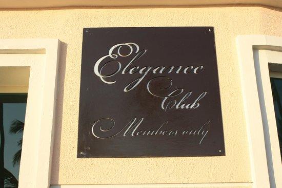 Majestic Elegance Punta Cana: elegance club