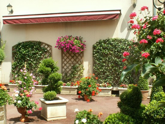 Le Cottage : Flowers au cottage