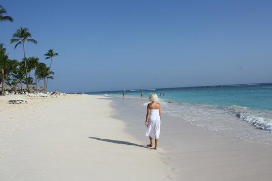 Majestic Elegance Punta Cana: amazing beach