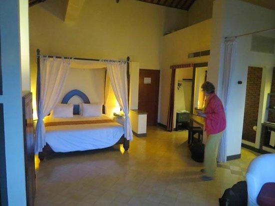 AVANI Quy Nhon Resort & Spa : Spacious rooms
