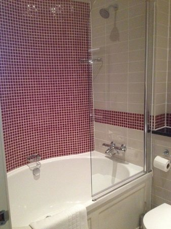 Rothay Garden Hotel: Bathroom