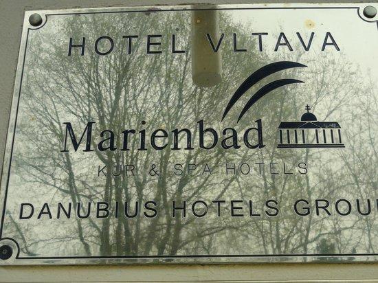 Spa Hotel Vltava: комплекс отелей Мариенбад