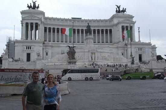 Ancient Rome: Roma, El Vittoriale