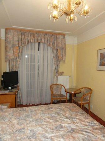 Spa Hotel Vltava: Вид номера