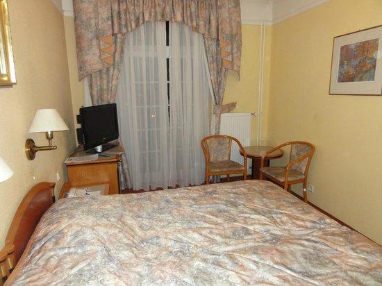 Spa Hotel Vltava: Номер