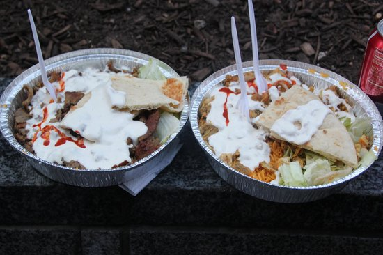 The Halal Guys: Beyond delicious!