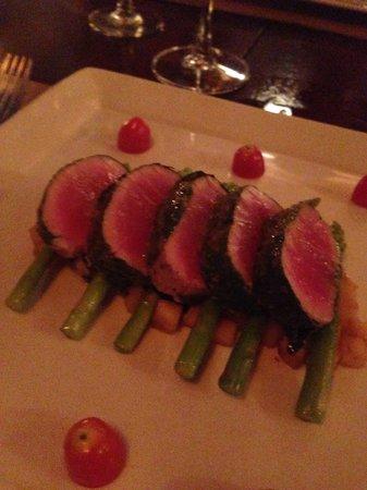 Barracuda Restaurant : Tuna <3