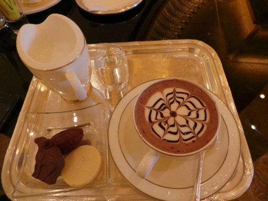 etoiles: Hot chocolate