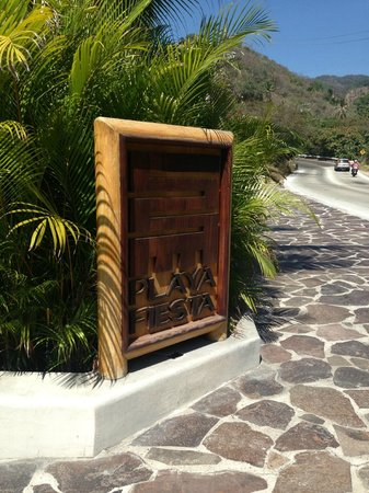 Hotel Playa Fiesta: Bienvenidos