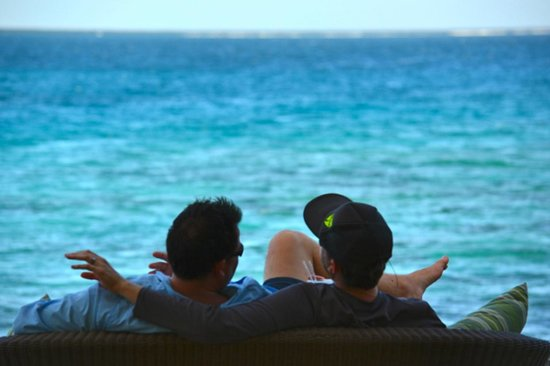 Saba Rock Resort: Infinity