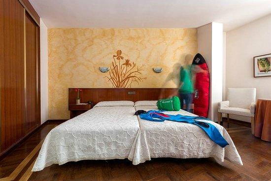 San Miguel Hotel : Habitación Doble Superior twins