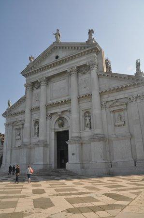San Giorgio Maggiore : Facade