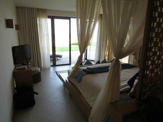 Mia Resort Nha Trang : Roomy room