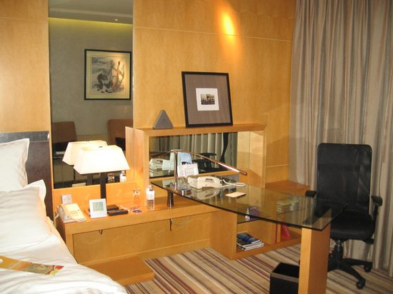 Hilton Beijing Wangfujing : Номер в Hilton Beijing