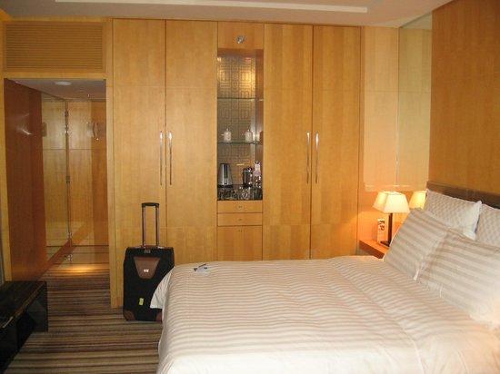 Hilton Beijing Wangfujing: Номер в Hilton Beijing