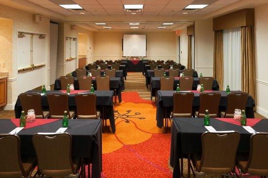 Hilton Garden Inn Atlanta Perimeter Center: Meeting Room Setup