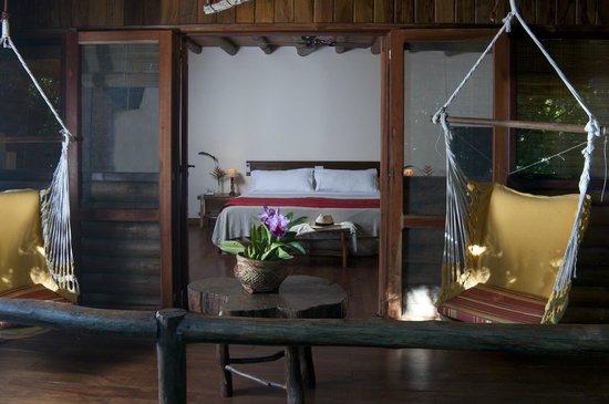 La Aldea de la Selva Lodge: Standard Room
