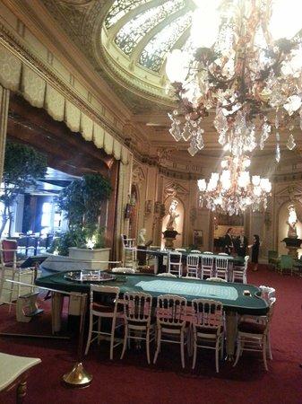 Casino Baden-Baden Spielbank: Sala de juego