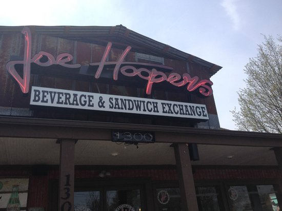 Joe Hooper's Beverage and Sandwich Exchange