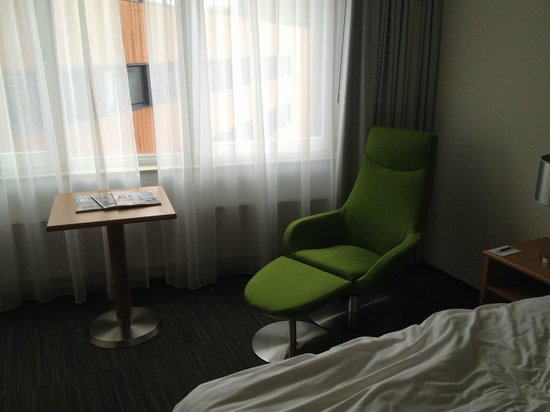 NH Groningen: Seat