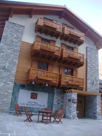 Hotel Lo Scoiattolo : l'Hotel