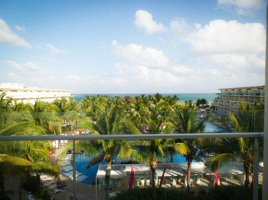 Azul Beach Resort Sensatori Mexico: Our view