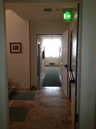 Hotel Acerboli : Il disimpegno