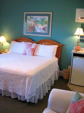The Sunset Inn : Bermuda Room