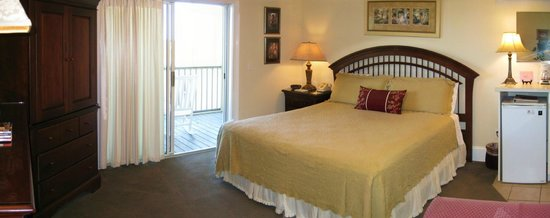 The Sunset Inn : Charleston Room