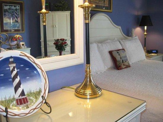 The Sunset Inn : Hatteras Room