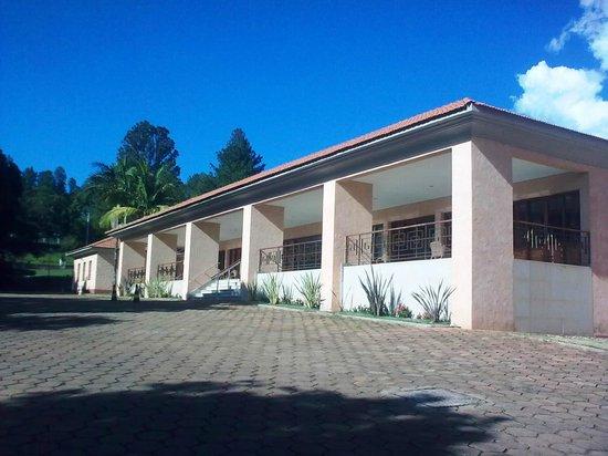 Hotel Nacional Inn Previdencia Araxa: Fachada do Hotel